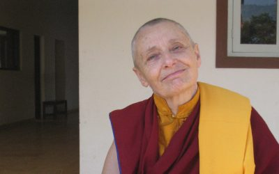 Jetsunma Tenzin Palmo – Une femme remarquable